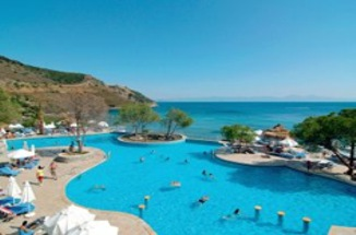 Hotel in Özdere, türkei