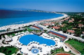Izmir Flughafen nach Cesme Hotels
