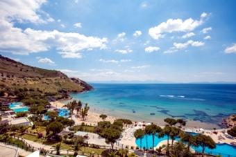 Hoteltransfer vom Izmir Flughafen nach Cesme